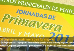 El IMSS organiza una primavera para los mayores