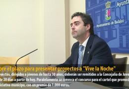 Se abre el plazo para presentar proyectos a «Vive la Noche»
