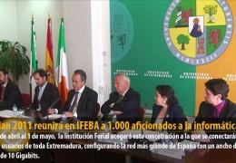 Xtrelan 2011 reunirá en IFEBA a 1.000 aficionados a la informática