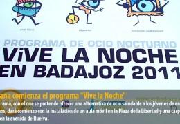 Mañana comienza el programa «Vive la Noche»
