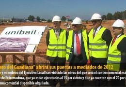 «El Faro del Guadiana» abrirá sus puertas a mediados de 2012
