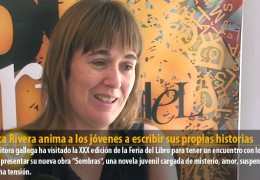 Marta Rivera anima a los jóvenes a escribir sus propias historias