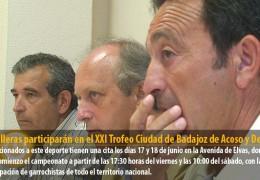 34 Colleras participarán en el XXI Trofeo Ciudad de Badajoz de Acoso y Derribo