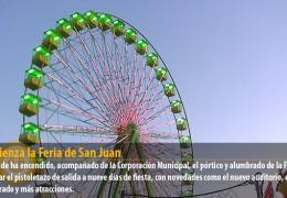Comienza la Feria de San Juan