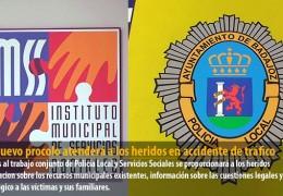 Un nuevo procolo atenderá a los heridos en accidente de tráfico