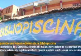 Inaugurada una nueva edición de la Bibliopiscina