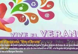 Vuelve el programa «Vive el Verano»