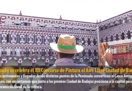El sábado se celebra el XII Concurso de Pintura al Aire Libre Ciudad de Badajoz