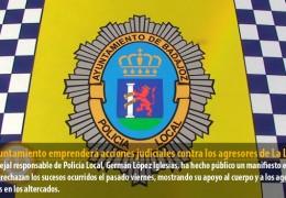 El Ayuntamiento emprenderá acciones judiciales contra los agresores de La Luneta