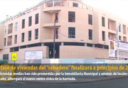 La 2ª fase de viviendas del «cebadero» finalizará a principios de 2012