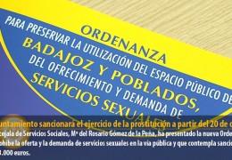 El Ayuntamiento sancionará el ejercicio de la prostitución a partir del 20 de octubre
