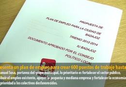 IU presenta un plan de empleo para crear 600 puestos de trabajo hasta 2012