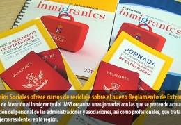 Servicios Sociales ofrece cursos de reciclaje sobre el nuevo Reglamento de Extranjería