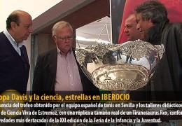 La Copa Davis y la ciencia, estrellas en IBEROCIO