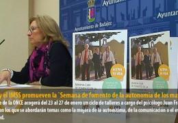 CAM y el IMSS promueven la `Semana de fomento de la autonomía de los mayores´