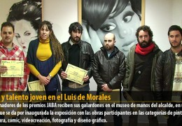 Arte y talento joven en el Luis de Morales