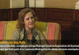 Entrevista con Ana Rufo