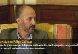 Entrevista con Felipe Cabezas