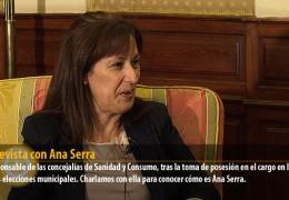 Entrevista con Ana Serra