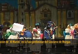 Actuación de Al Maridi (Preliminares 2012)