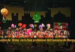 Actuación de Krma (Preliminares 2012)