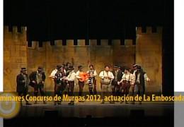 Actuación La Emboscada (Preliminares 2012)