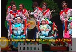 Actuación de Los Niños (Preliminares 2012)