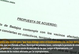 IU presenta una moción para «que haya diálogo entre el Ayuntamiento y los vecinos del Campillo»