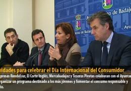 Actividades para celebrar el Día Internacional del Consumidor