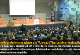 Cientos de profesionales asisten a la V Jornada Técnica sobre Iluminación LED