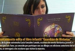 El Ayuntamiento edita el libro infantil «Guardián de Historias»