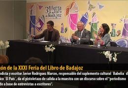 Pregón de la XXXI Feria del Libro de Badajoz