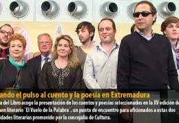 Tomando el pulso al cuento y la poesía en Extremadura