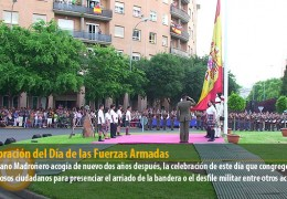 Celebración del Día de las Fuerzas Armadas