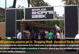 125.000 personas pasaron por la `Shopping Week´ durante el fin de semana