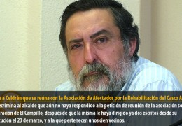 IU pide a Celdrán que se reúna con la Asociación de Afectados por la Rehabilitación del Casco Antiguo