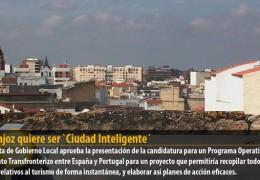 Badajoz quiere ser `Ciudad Inteligente´