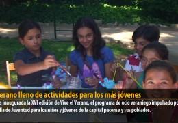 Un verano lleno de actividades para los más jóvenes
