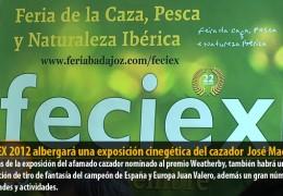 FECIEX 2012 albergará una exposición cinegética del cazador José Madrazo