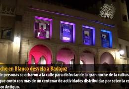 La Noche en Blanco desvela a Badajoz