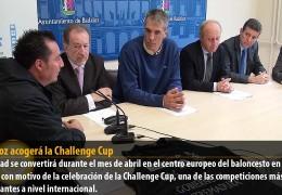 Badajoz acogerá la Challenge Cup