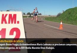 Una Media Maratón de infarto