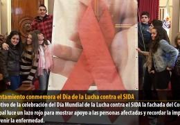 El Ayuntamiento conmemora el Día de la Lucha contra el SIDA