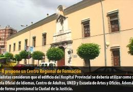 El GMS-R propone un Centro Regional de Formación