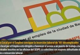 El Pacto Local por el Empleo consigue la inserción laboral de 105 desempleados