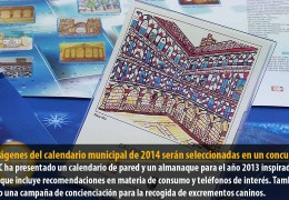 Las imágenes del calendario municipal de 2014 serán seleccionadas en un concurso