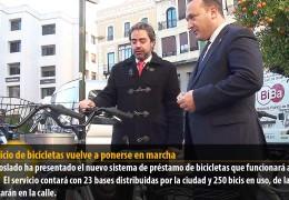 El servicio de bicicletas vuelve a ponerse en marcha