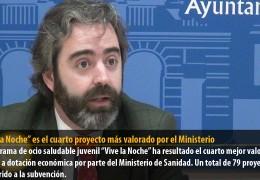 """""""Vive la Noche"""" es el cuarto proyecto más valorado por el Ministerio"""