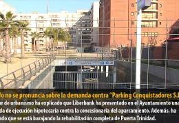 """Rodolfo no se pronuncia sobre la demanda contra """"Parking Conquistadores S.L"""""""