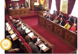 Pleno ordinario de Febrero de 2013 del Ayuntamiento de Badajoz
